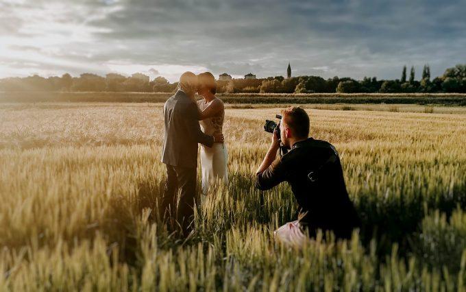 drugi fotograf na slub