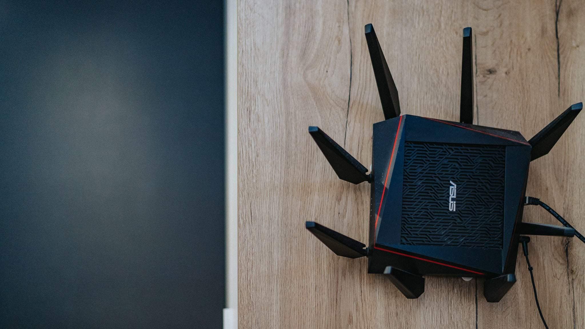 szybka siec wifi