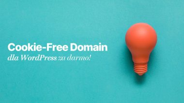 cookie free domain wordpress