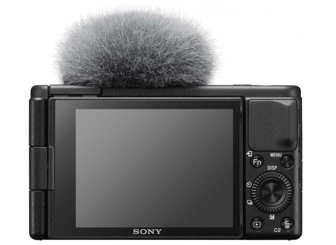 Sony ZV 1 mikrofon
